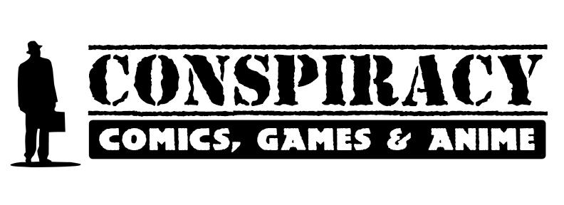 Conspiracy Comics Logo