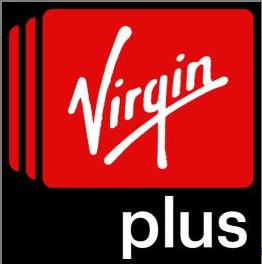 Virgin Plus logo