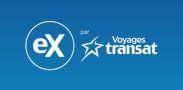 eX par Voyages Transat logo