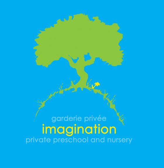 Garderie Imagination logo