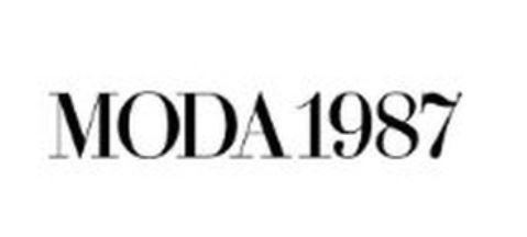 Moda 1987 logo