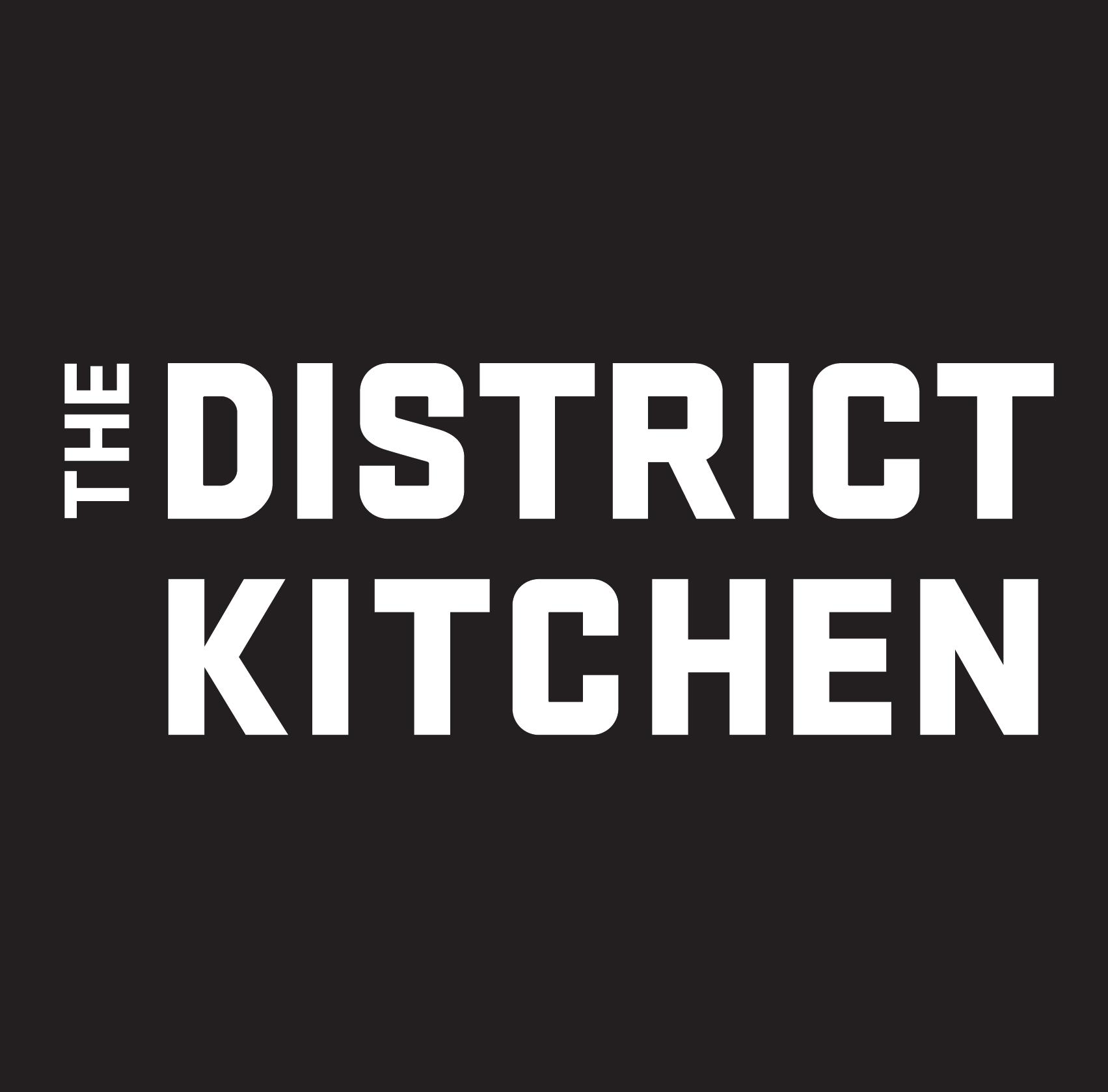 The District Kitchen logo