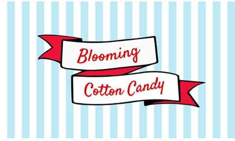 Blooming Cotton Candy logo