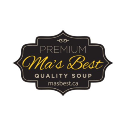 Ma's Best Quality Soups logo