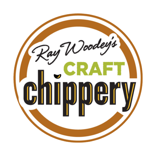 Ray Woodey's Craft Chippery logo