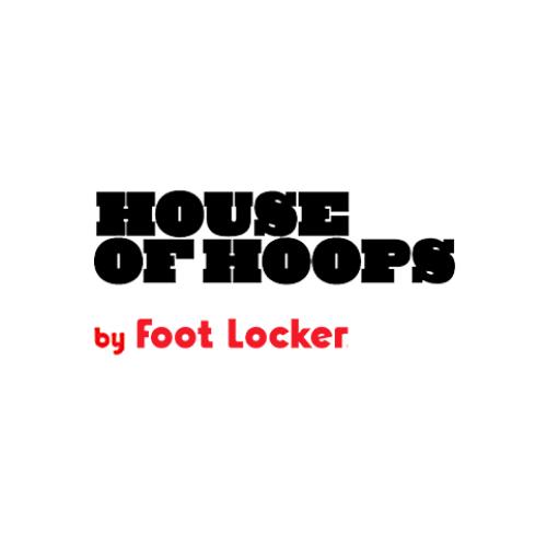 House of Hoops by Foot Locker logo
