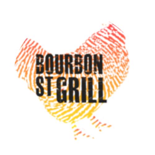 Bourbon St. Grill logo