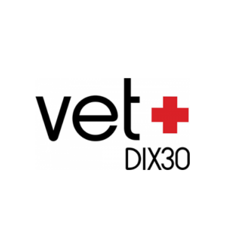 Clinique Veterinaire Dix 30 logo