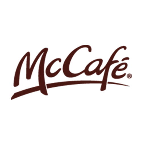 McCafe (inside Walmart) logo