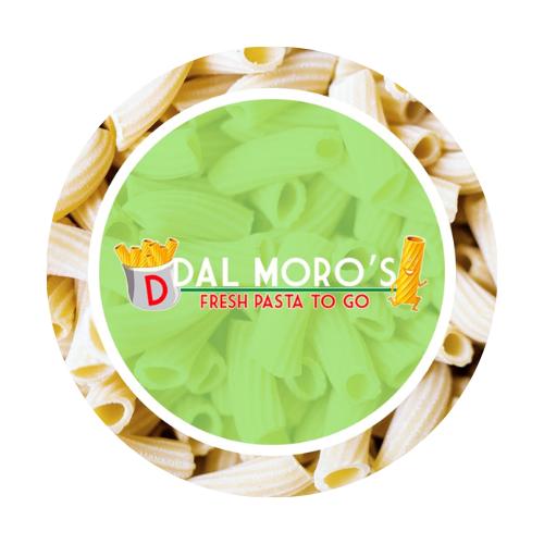 Dal Moros Fresh Pasta To Go logo