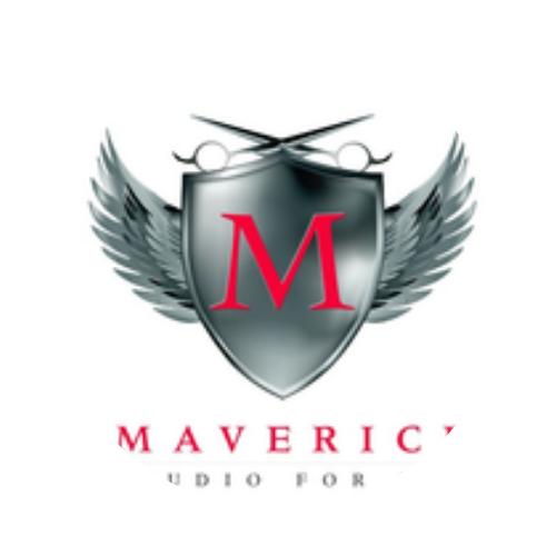 Maverick Studio for Men logo