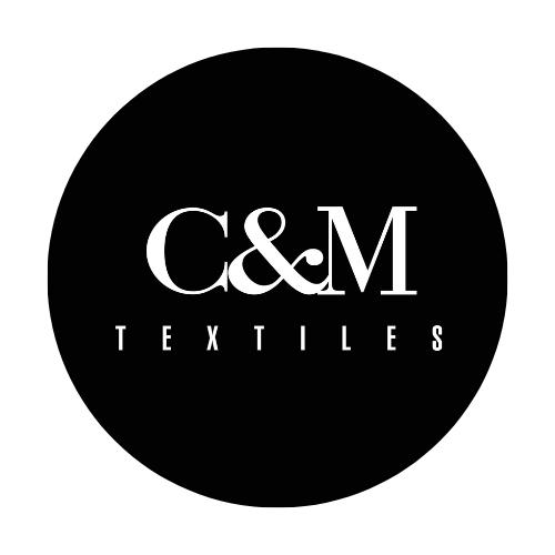 C&M Textiles logo