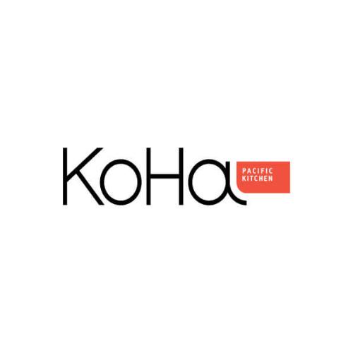 Koha Pacific Kitchen Logo