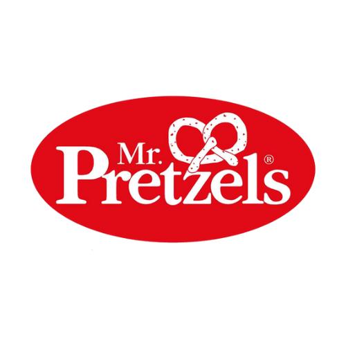 Mr. Pretzels (kiosk) logo