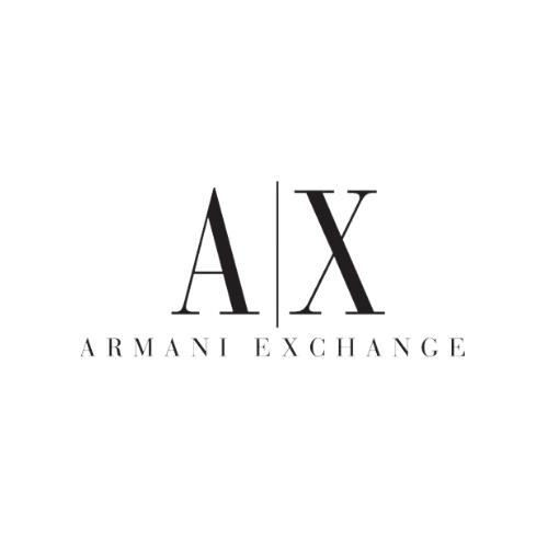 Armani Exchange A | X logo