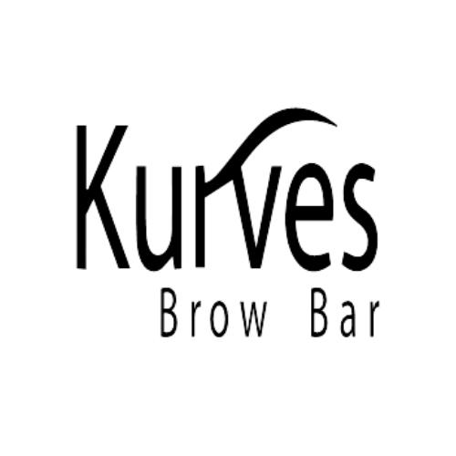 Kurves Brow Bar logo