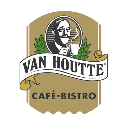 Cafe Bistro Van Houtte logo