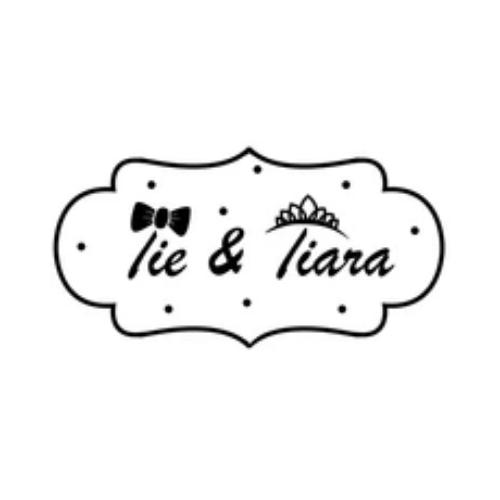 Tie & Tiara logo
