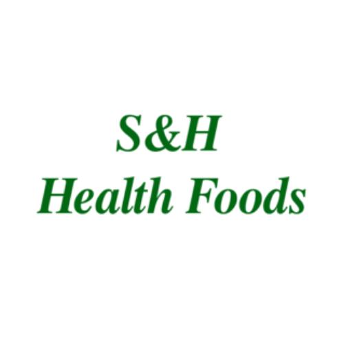 S & H Health Foods logo