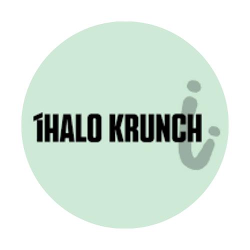 iHalo Krunch logo
