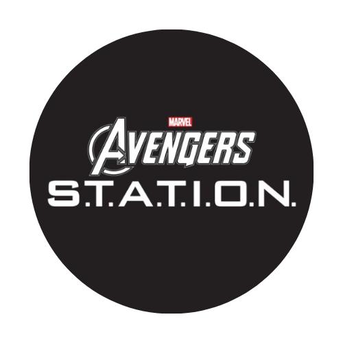 Marvel Avengers S.T.A.T.I.O.N logo