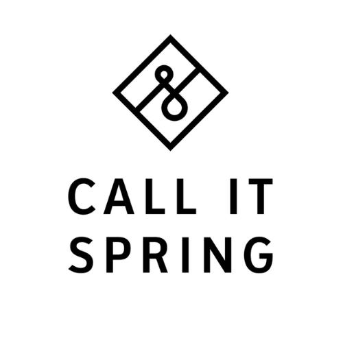 Call It Spring logo