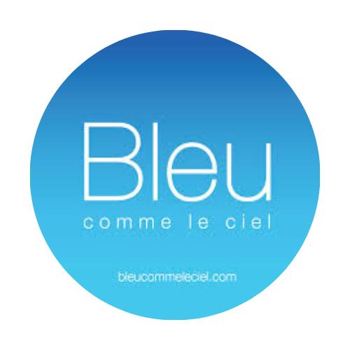 Bleu Comme le Ciel logo