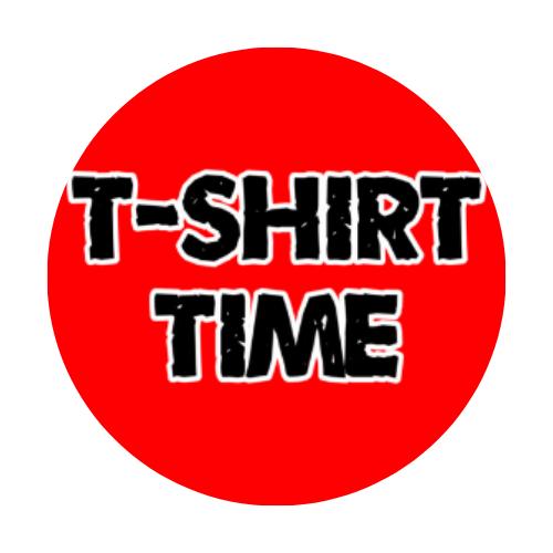 T Shirt Time logo