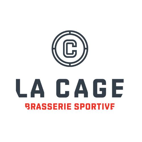 La Cage – Brasserie Sportive logo
