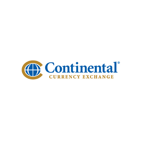 Continental Currency Exchange – Temporarily Closed logo