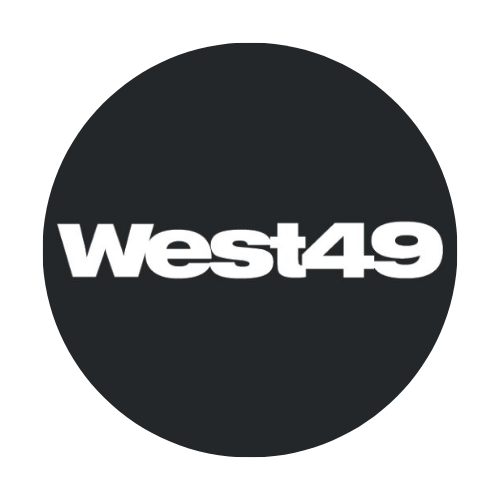 West 49 logo