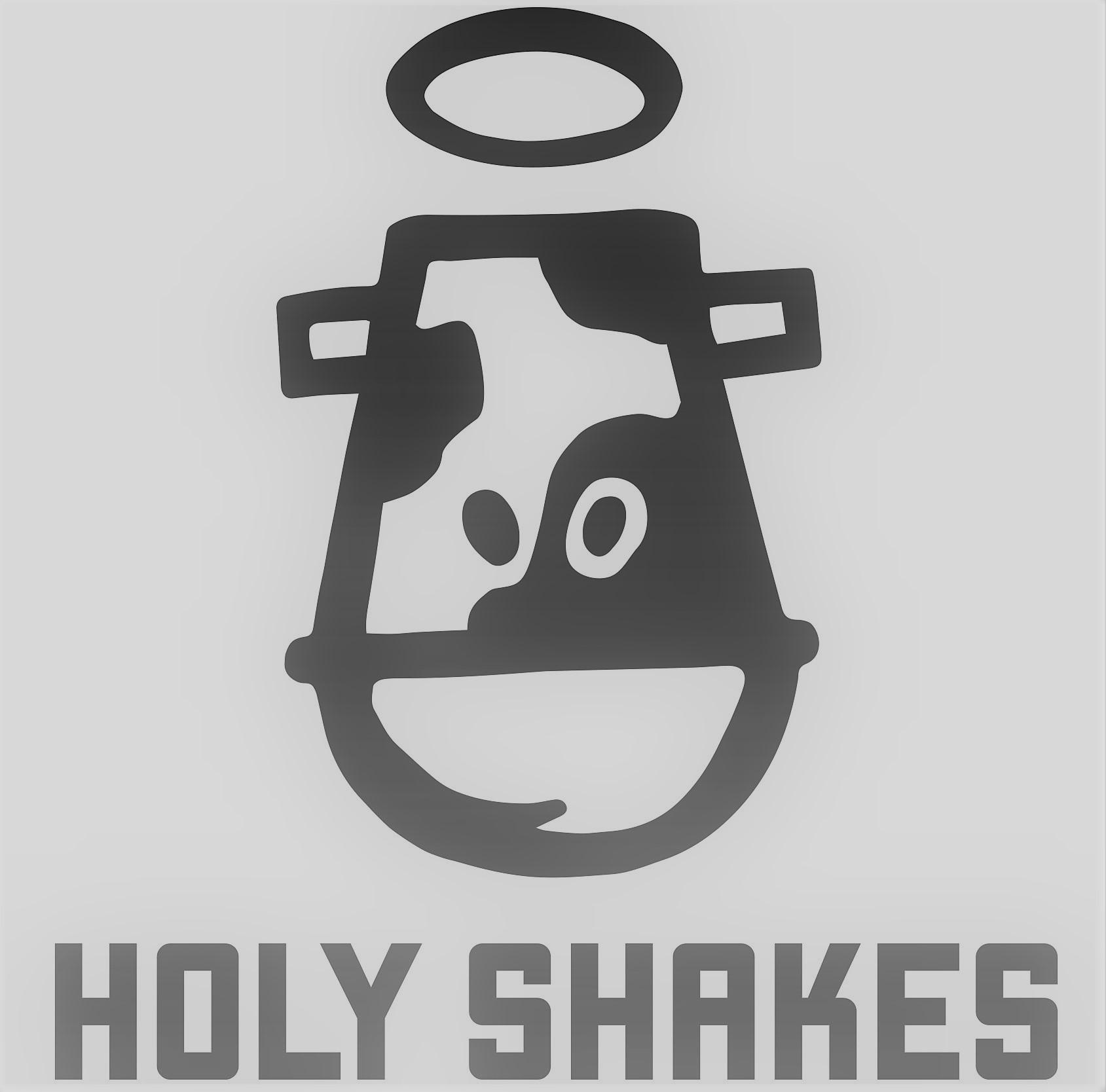Holy Shakes logo