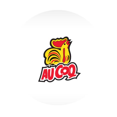 Au Coq logo