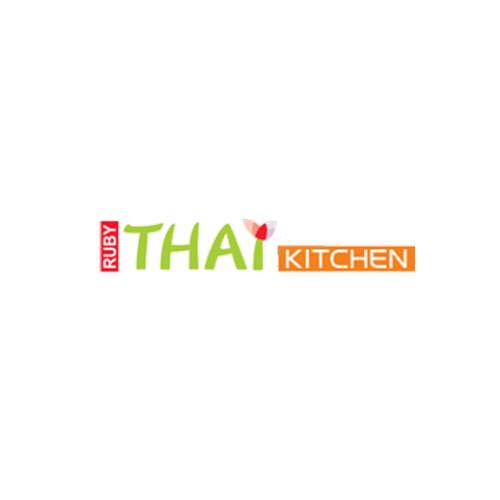 Ruby Thai Kitchen logo