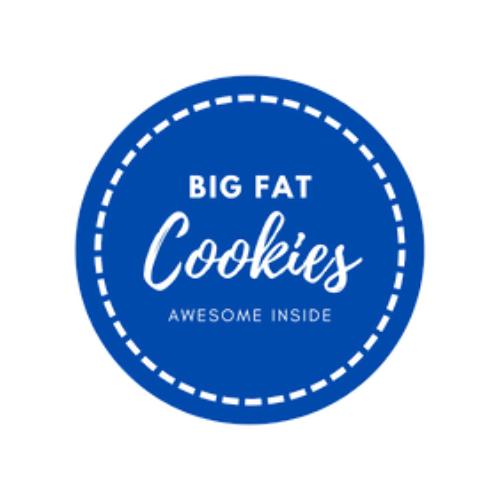 Big Fat Cookies logo