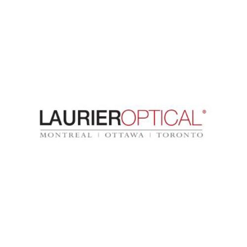 Optique Laurier logo