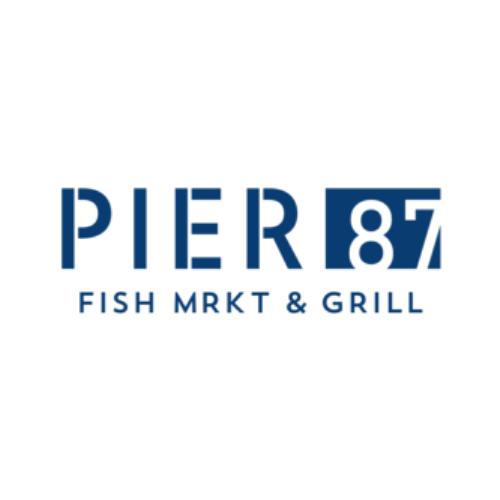 Pier 87 Fish Market & Grill logo