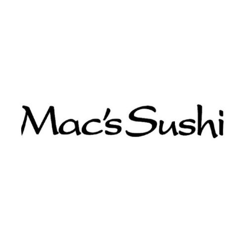 Mac's Sushi logo