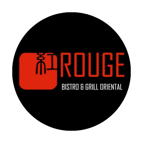 Rouge Bistro et Grill Oriental logo