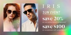 IRIS Sun Event